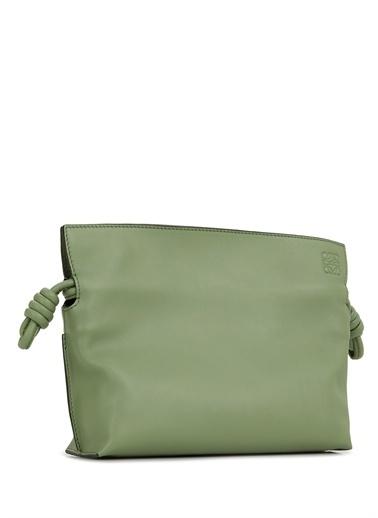 Loewe Portföy & Clutch Çanta Yeşil